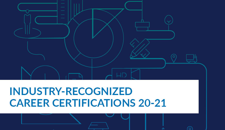2020-2021 Certification Exam Updates